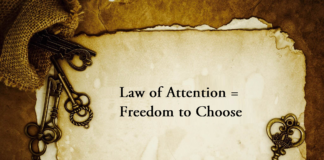 Law of attention