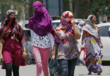 delhi hot weather